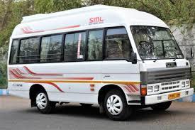 Ooty sharing mini bus tariff , fare