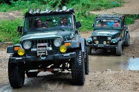 Ooty jeep safari