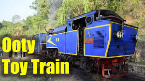 Ooty Train Fare