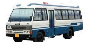 Swaraj Mazda Van hire in ooty